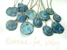 RESERVED FOR KATHY by greybirdstudio on Etsy, £50.00