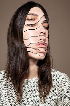 Collages et GIFs animés – Les nouvelles créations étranges de Matthieu Bourel (image)
