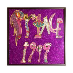 Glittered Prince 1999 Album by michel328 on Etsy