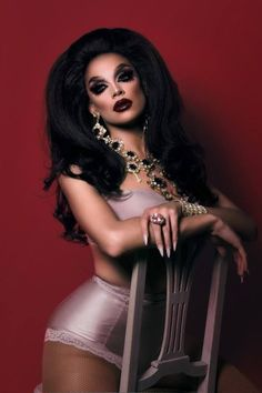 Rumoured S9 contestant Valentina is beautiful in and OUT of drag - Album on Imgur