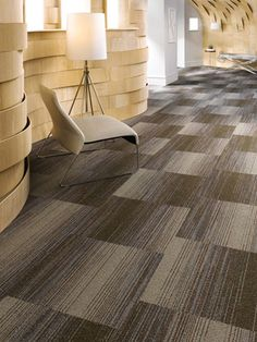 Carpeting provided by The Mohawk Group