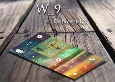 W_9 CoNcept-UI