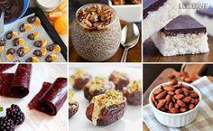 6 sladkých maškŕt, z ktorých nepriberiete