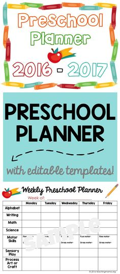 Buy The Complete Preschool Curriculum Program With Daily Lesson