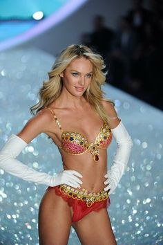 Candice Swanepoel takes you behind the scenes as she reveals this year's #VSFashionShow Fantasy Bra. Catch it on the runway Decmeber 10th on CBS!