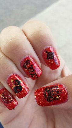 87 Best Chinese New Year Nail Art Images On Pinterest New Years