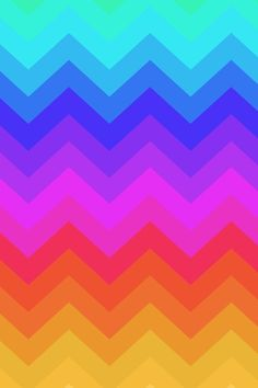 rainbow chevron background - photo #14