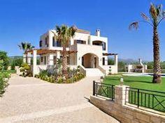 :: Houses / Villas :: Over 400.000 Euros :: Luxury Greek Stone Villa ...