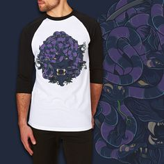 Match your mood CorvidCulture.com #CorvidCulture #MatchYourMood #Medusa #Lionshead #Mythology #Designers