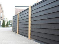 Backyard Fences, Garden Fencing, Backyard Landscaping, 2 Storey House Design, Modern House Design, Home Door Design, Terrace Design, Garden Buildings, Fence Design