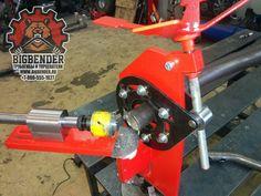 BigBender TN76 notcher | Торцеватель для труб BigBender TN76