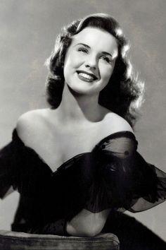 Deanna Durbin - His Butler's Sister (1943) promo shot