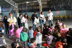 BCP Chile Goes All Out for Children's Day at Koinomadelfia