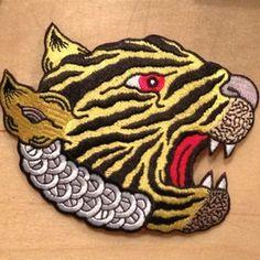 Matt Leines Tiger Patch