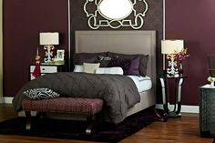 Room decor. Would change the end tables to ones that match