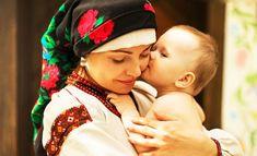 "photography by Anna Senik (artistic pseudonym ""Ładna Kobieta"") Wedding Inspiration, Style Inspiration, Folk Fashion, Folk Costume, Traditional Dresses, Madonna, Culture, Children, People"