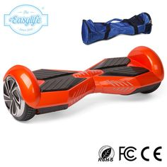 Hover Board 6.5inch 2 Wheel Electric Standing Scooter Lithium Battery Skywalker Scooter With Bag Transformers Easylife N2-6.5CS