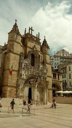 Coimbra Igreja de Santa Cruz