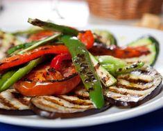 Receta de Parrillada de verduras, apta dieta Dukan para Crucero PV o para la NUEVA dieta Dukan desde el martes