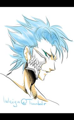 Grimmjow Jeagerjaques | Bleach| Bleach