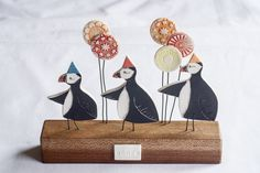 PUFFINS IN PARTY - Google zoeken