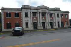 B&O Railroad Station, Willard Hotel sit vacant as reminders of Grafton's past