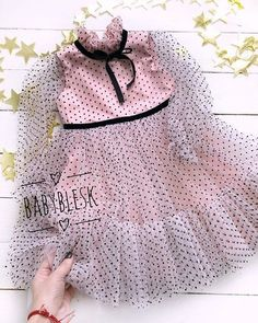 Sodawn 2018 Summer Party Dresses For Gir - Diy Crafts - maallure Kids Frocks, Frocks For Girls, Little Girl Outfits, Little Girl Dresses, Girls Dresses, Party Dresses, Baby Girl Fashion, Kids Fashion, Kids Dress Patterns