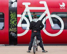 Cycling and transport can always work together