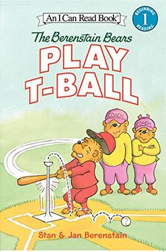 The Berenstain Bears Play T-Ball (I Can Read Level 1) by ... https://smile.amazon.com/dp/006058338X/ref=cm_sw_r_pi_dp_x_ro9WzbPNW1PEB