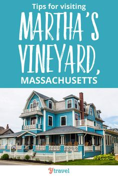 to Spend 3 Days in Martha's Vineyard - Things to do! Best things to do in Martha's Vineyard. Get tips on what to see & do, where to eat & drink, how to get around, and where to stay! Ways To Travel, Best Places To Travel, Cool Places To Visit, Travel Tips, Travel Info, Travel Ideas, Travel Inspiration, Travel With Kids, Family Travel