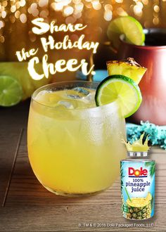 Make it today with DOLE Canned Pineapple Juice. The King of Juices with a Thousand uses. Wine Drinks, Cocktail Drinks, Cold Drinks, Alcoholic Drinks, Watermelon Cocktail, Vodka Cocktails, Cocktail Recipes, Drink Recipes, Refreshing Drinks