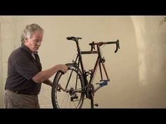 Kevin Saunders of KGS Bikes explains how to remove and replace the rear wheel on your bicycle. Biking, How To Remove, Bicycle, Flat, Youtube, Cycling, Bicycle Kick, Bicycling, Bike