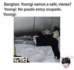Yoongi as me