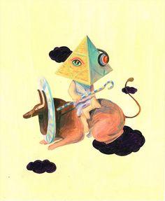illustration by 김율희 http://www.grafolio.com/yulyul88