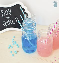 These 5 gender reveal ideas will get your creative mind inspired to share the gender of your baby in a unique and memorable way! #genderreveal