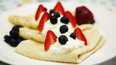 Pancakes, Breakfast, Ethnic Recipes, Food, Cooking, Morning Coffee, Essen, Pancake, Meals