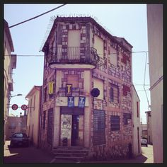 Flatiron building at Perdadefogo