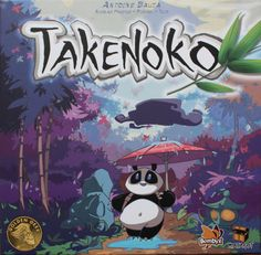 Another great game. http://funny-board-games.org/takenoko/