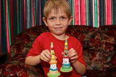 Crafts by Danika: Modepoppies en Hansworse Angry Birds, Crafts, Manualidades, Handmade Crafts, Craft, Arts And Crafts, Artesanato, Handicraft