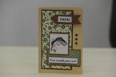 Cartão de Dia dos Pais By Ana Perez