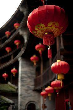 灯笼 - 聊小天儿 China mood