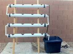 How I Built My Hydroponics System | Rural Living Today