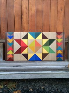 Personal Barn Quilt for Bedroom Barn Quilt Designs, Barn Quilt Patterns, Quilting Designs, Painted Barn Quilts, Barn Signs, Barn Wood Crafts, Barn Art, Square Quilt, Wood Wall Art