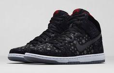 "Nike SB Dunk High ""Paparazzi"""