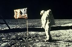 Landing on the moon - believed by some to have been staged.
