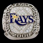 2008 AL Championship Ring