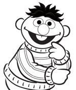 Lots of great Sesame Street-themed printables: mazes, learning activities, coloring pages, etc. Sesame Street Crafts, Elmo Sesame Street, Sesame Street Birthday, Colouring Pages, Free Coloring, Sesame Street Coloring Pages, Elmo Party, Rainbow Connection, Crafts For Girls