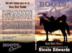 Nicole Edwards: Boots Optional Available NOW!