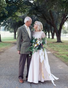 French Berry Farmhouse Vow Renewal: Irene + James