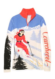 Oprah Winfrey selects Neve Designs Courchevel Zip Neck in her gift guide | Mayfair & Fifth